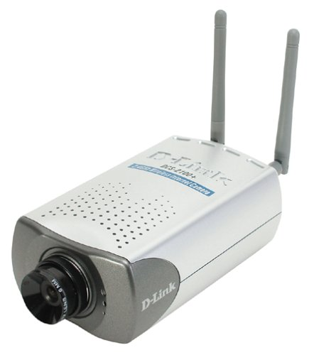 UPC 790069253508, D-Link DCS-2100+ Wireless Internet Camera, 802.11b, 22Mbps, Built-in Microphone
