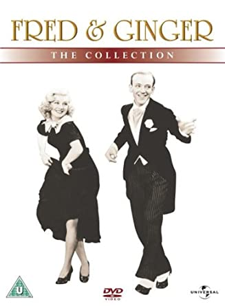 the fred and ginger collection vols 1 2 dvd amazon co uk fred