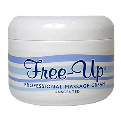 PrePak Products Freeup Massage Cream Unscented Net WT. 16 oz (454g) ()