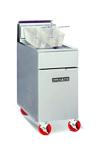 American Range AF35-50 NG Heavy Duty Restaurant Fryer, Natural Gas by American Range