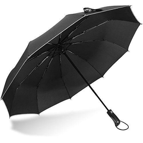 rainlax-travel-umbrella-unbreakable-lightweight-10-ribs-automatic-compact-windproof-canopy-umbrellas
