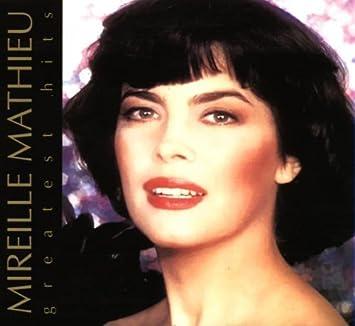 Mireille Mathieu Mireille Mathieu Greatest Hits Amazoncom Music