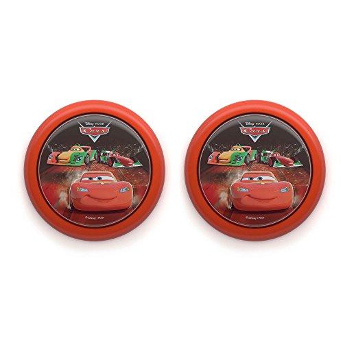 Philips Disney Pixar Cars Battery-Powered LED Push Light, 2-Count - Philips Car Lamp