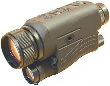 Luna OpticsデジタルNightビューア( 5 x )高解像度/ SDカードln-dm50-hrsd