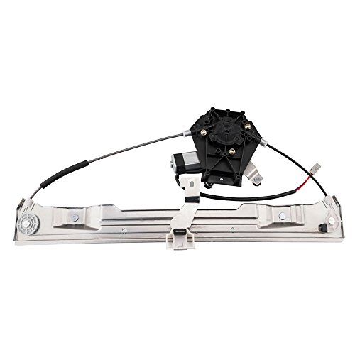 (Rear Right Passenger Side Power Window Lift Regulator with Motor Assembly Replacement for Ford Explorer 2002 2003 2004 2005 2006 2007 2008 2009 2010 | 02-10 Mercury Mountaineer | 03-05 Lincoln Aviator)