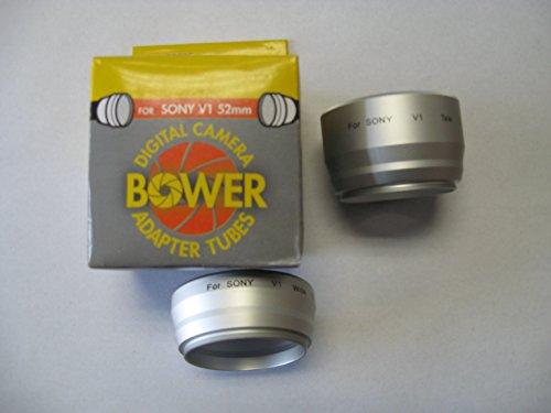 Bower Camera Lens Adapter Tube for Sony V1 52mm