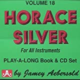 Vol. 18, Horace Silver (Book & CD Set)