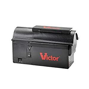 Victor Multi-Kill Electronic Mouse Trap M260 - Kills up to 10 Mice per Setting