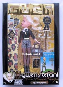 [Yummy Gwen Stefani Fashion Doll] (Gwen Stefani Costume)