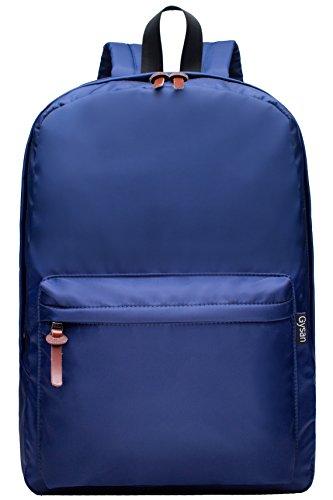 Travel Outdoor Computer Backpack Laptop bag 15.6''(blue) - 2