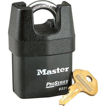 Master Lock Master Lock (6321) Padlock (6321)