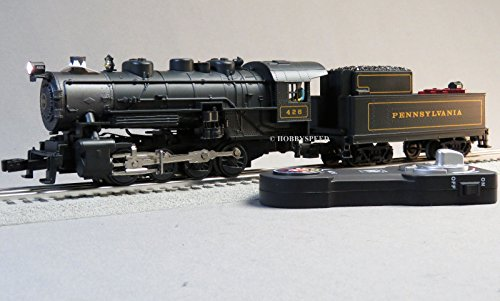 - LIONEL PRR Keystone LIONCHIEF Bluetooth RC Engine & Tender O Gauge