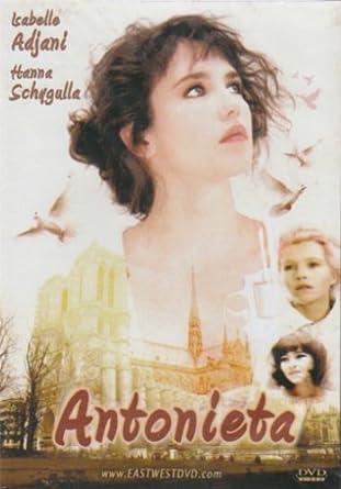 Amazon com: Antonieta [Slim Case]: Isabelle Adjani, Hanna Schygulla
