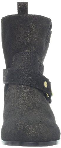 Cynthia Vincent Kvinners Vest Ankel Boot Metallisk Bronse