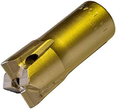 平戸金属工業 削岩機用テーパークロスビット 22H×穴径32mm