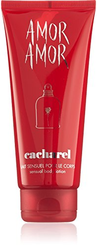 Amor Amor By Cacharel For Women. Perfumed Lotion 6.7 - Lotion Amor Body Amor