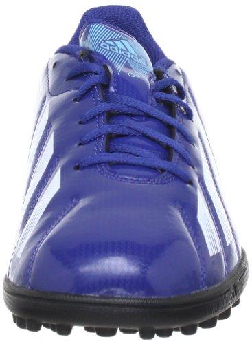 adidas Performance F5 TRX TF - Zapatos de fútbol de material sintético hombre Azul - Blau (DRKBLU/RUNWH)