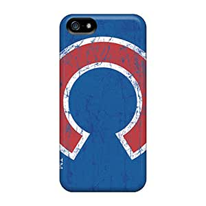 New JonBradica Super Strong Chicago Cubs Cases Covers For Iphone 5/5s