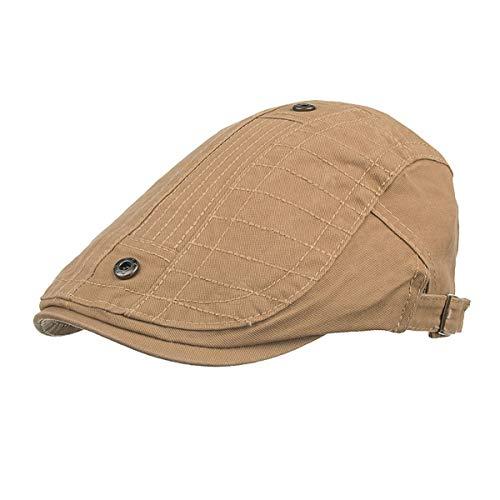hat A GLLH Sombreros para E Escocesa Tachonada qin Hombre Gorra FnW45R0Wq