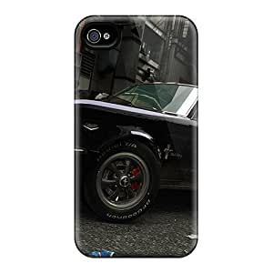 Abrahamcc Azy664YHBF Case Cover Skin For Iphone 4/4s (car)