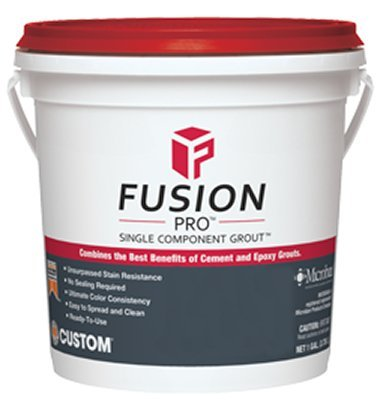 UPC 010186802534, Custom 221331 FP3811-2T 1G Bright White Fusion Pro Single Component Grout