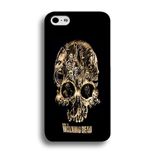 Iphone 6 / 6s ( 4.7 Inch ) Cover Shell Fashionable Horror Skull Horror Zombies TV The Walking Dead Phone Case Cover Hipster Weird