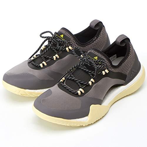 留まるオーバーフロークローンアディダス(adidas) スニーカー(adidas/アディダス バイ ステラ マッカートニー/TRN PureBOOST )【AC7556ストーン/グラナイト/24.5】