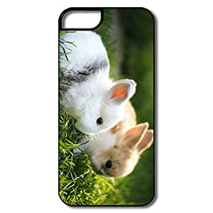 Dreamland Two Rabbit Cool Style Custom Cases For Iphone 5 5S