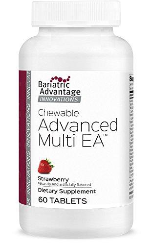 Bariatric Advantage - Advanced Multi EA Chewable - Strawberry, 60 Tablets ()