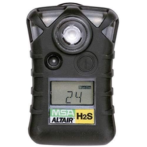 - MSA 10092521 Altair Hydrogen Sulfide Single Gas Detector (H2S)