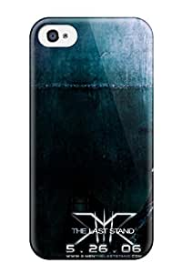 Garrison Kurland's Shop New Style Tpu Case Cover Compatible For Iphone 4/4s/ Hot Case/ X-men
