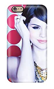High Grade ZippyDoritEduard Flexible Tpu Case For Iphone 6 - Selena Gomez 72