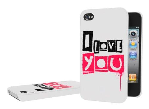 Master Case - Coque iPhone 4/4S Street Love Spéciale Saint-Valentin