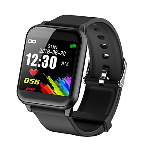 Smart Inteligente Fitness Tracker Watch Wtgjzn Rate black Waterproof Greentiger Z02 Reloj Monitor Igm76ybfvY