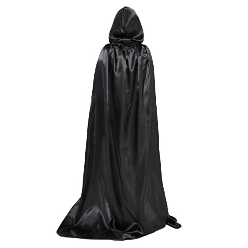 - WESTLINK Cloak with Hood Costume Hooded Cape (23-66 inches)