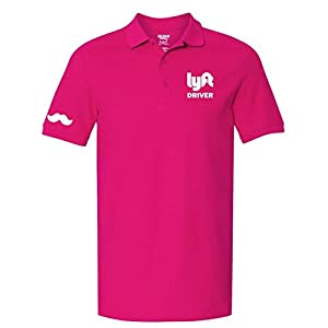 Lyft Polo Shirts