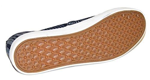 BTS - Zapatillas de running de tela para mujer Multicolor - Navy/ Grau