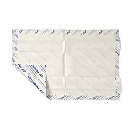 Medline – ULTRASORB2436 Ultrasorbs AP Drypads, Super Absorbent Disposable Underpad, 23 x 36 inches, 10 Count (Pack of 7…