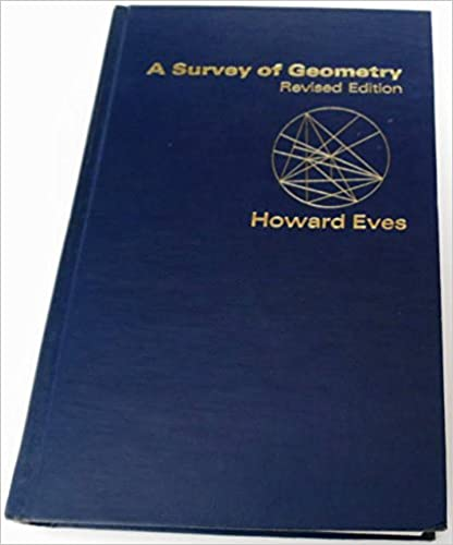 Amazon survey of geometry 9780205032266 howard eves books survey of geometry revised edition fandeluxe Images