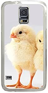 Animals & Birds Me-My-Brother Cases for Samsung Galaxy S5 I9600 with Transparent Skin