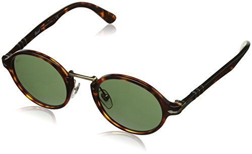 Persol 3129S 24/31 Havana 3129S Round Sunglasses Lens Category 3