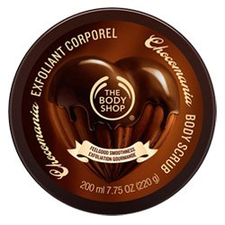 Le Body Scrub Body Shop, New Chocomania, 7,75 once