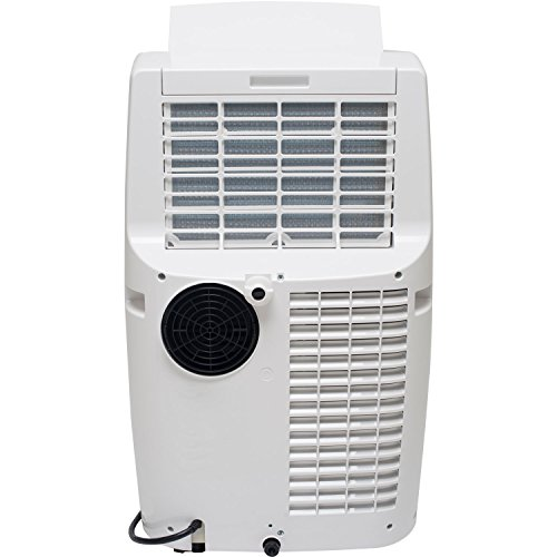 Honeywell MN10CESWW MN Series 10,000 BTU Portable Air Conditioner with Dehumidifier & Fan in White