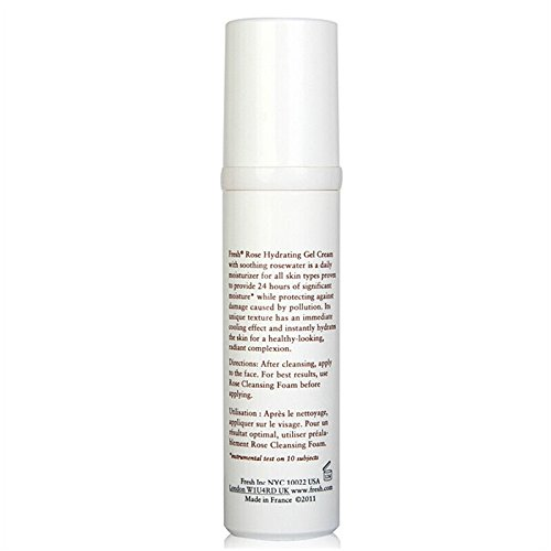 Fresh Rose Hydrating Gel Cream 50ml/1.7oz