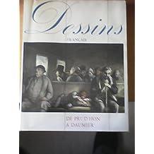 Dessins Français De Prud'hon à Daumier