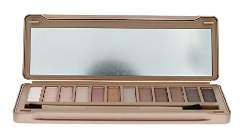 Cameo Naked Fashion Eye Shadow Collection - With Double Ended (Violet Pure Eye Shadow)