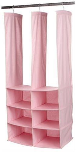 Koala Baby Pink Closet Organizer