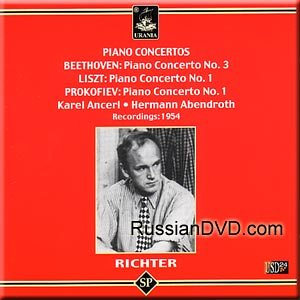 Beethoven, Liszt, Prokofiev - Piano Concertos - Sviatoslav - Meter View