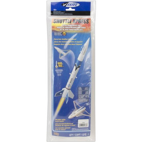 (Estes 2183 Shuttle Xpress Flying Model Rocket Kit)