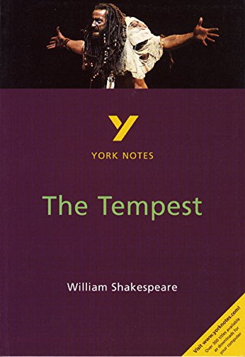 Tempest (York Notes for Gcse)